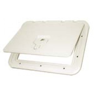 Lockable access hatch 270mm x 370mm actual size